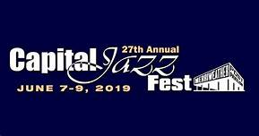 Capital Jazz Festival logo